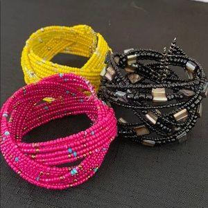 Jewelry - 3 bangle bracelets